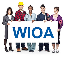 WIOA Workforce Innovation & Opportunity Act