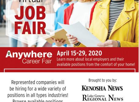 Anywhere Career Fair