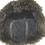 Thumbnail: Casual lammeskinnslue med Toscana lammepels - sort