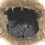Thumbnail: Røros lammeskinnslue - mørkbrun m/ brunmelert Toscana lammepels