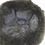 Thumbnail: Casual lammeskinnslue med Toscana lammepels og dusk - sort