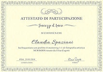 Diploma Mentoring Newborn Elisa Cogotti