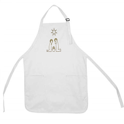 NATIVITY 2020 APRON