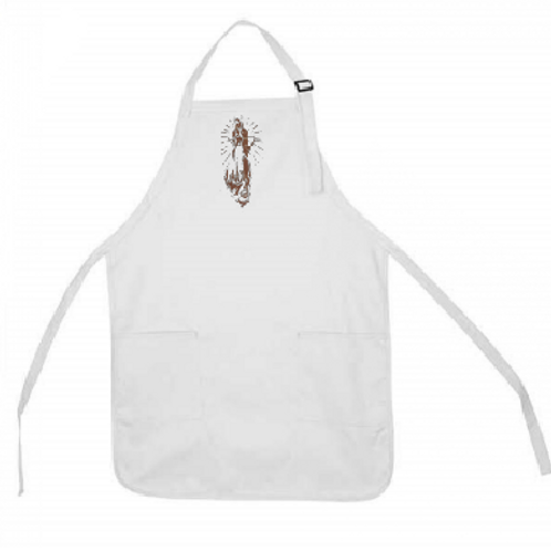 OUR LADY OF GAUDELOUPE APRON