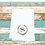 Thumbnail: MONOGRAM DESIGN TEA TOWEL