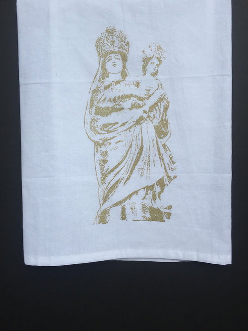 RELIGIOUS AND CHURCH DESIGN TEA TOWELS