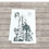 Thumbnail: HOLY NAME OF JESUS CHURCH TEA TOWEL