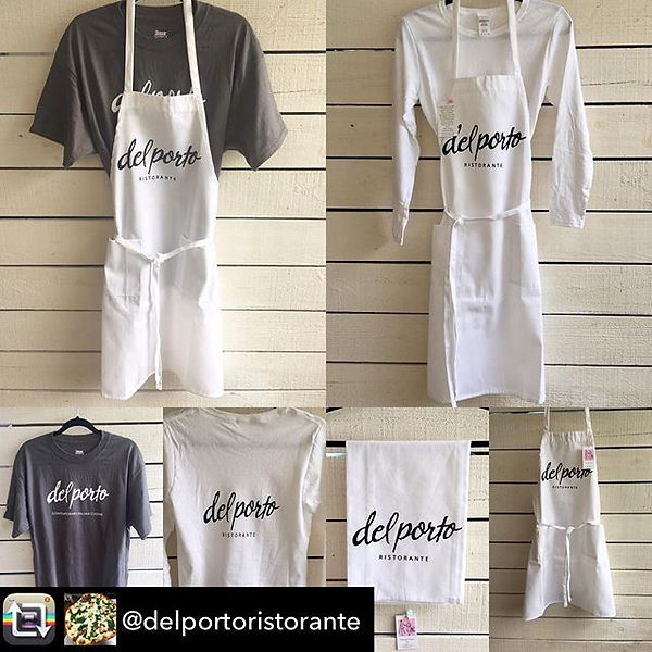 Repost from @delportoristorante using @R