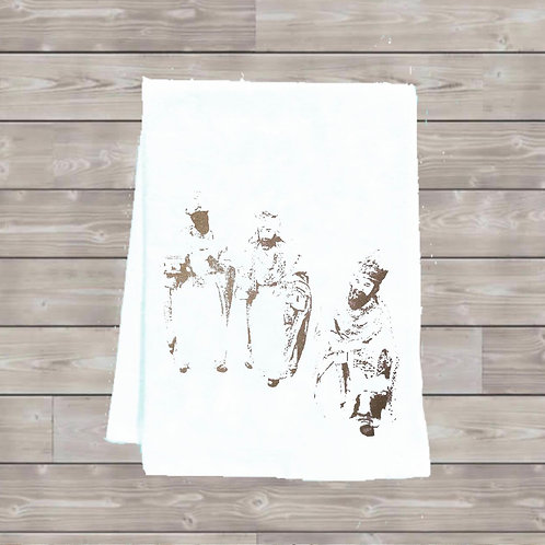 THREE KINGS 2018 TEA TOWEL