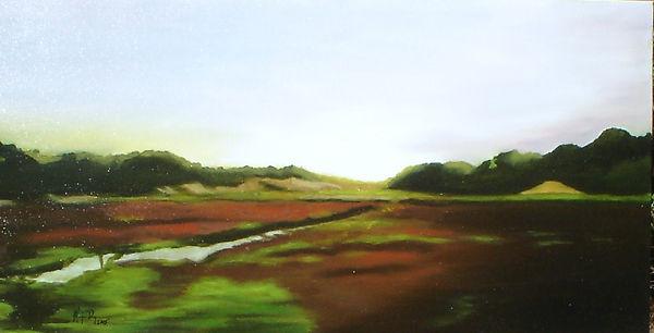 Landscape by Monique Perry