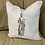 Thumbnail: ST JOSEPH PILLOW WITH FEATHER INSERT