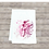 Thumbnail: BALLERINA WITH SPLATTER TEA TOWEL