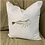 Thumbnail: SHRIMP  PILLOW WITH FEATHER INSERT