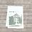 Thumbnail: SAINT PETER CHURCH TEA TOWEL