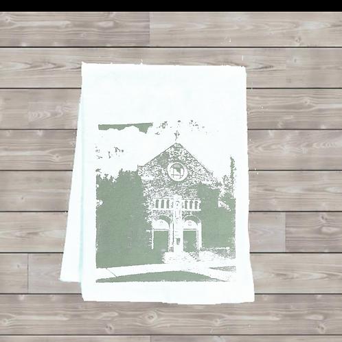 SAINT PETER CHURCH TEA TOWEL