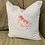 Thumbnail: THE COW JUMPED OVER THE MOON PILLOW  WITH FEATHER INSERT