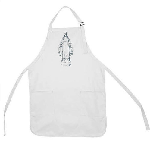 BLESSED MOTHER MARY APRON