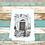 Thumbnail: DATE DOOR URSULINE ACADEMY TEA TOWEL