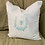 Thumbnail: NAPOLEONIC BEE PILLOW WITH FEATHER INSERT