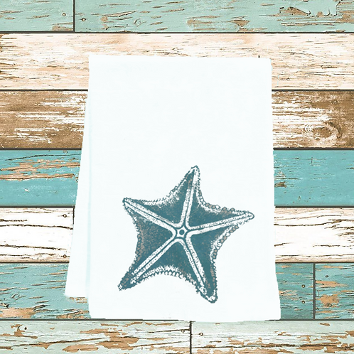 STAR FISH / SEA STAR TEA TOWEL