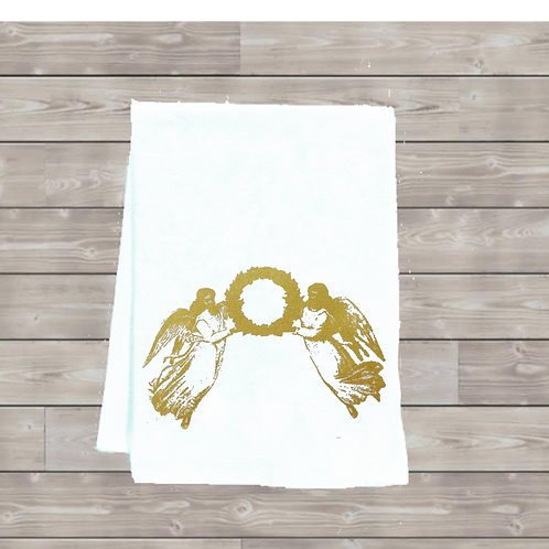 ANGELS TEA TOWEL