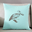 Thumbnail: PELICAN WITH MASK PILLOW WITH FEATHER INSERT