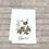 Thumbnail: CHEERS PUG TEA TOWEL