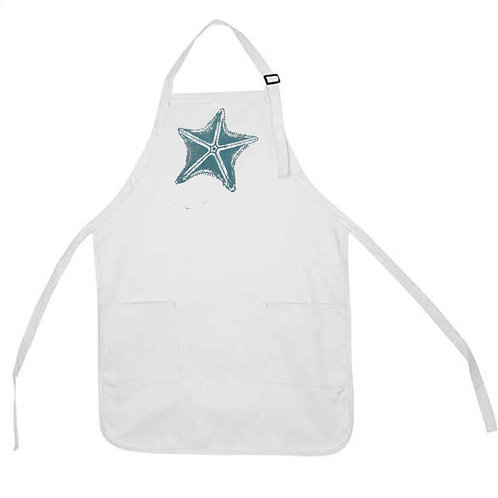 STAR FISH / SEA STAR APRON