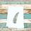 Thumbnail: FERN FROND TEA TOWEL