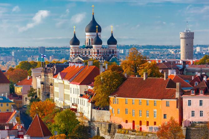 Estonia has a Dynamic Past