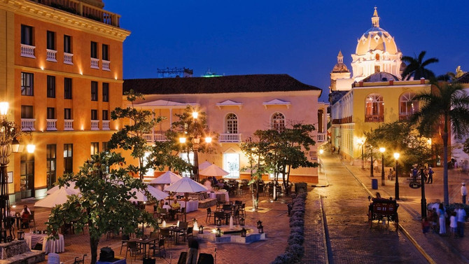 Cartagena is One Popular Destination in Colombia