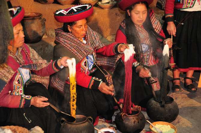 Peru's Sacred Valley  Site Inspection February, 2016
