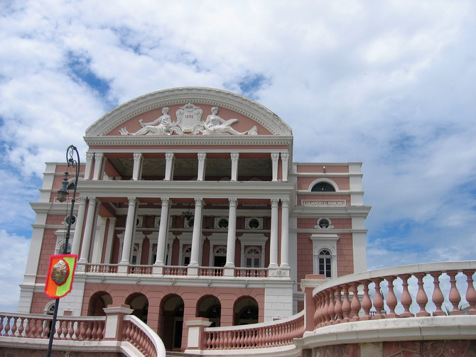 Five Things That Might Surprise You About Manaus