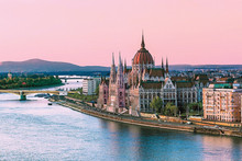 Danube River, Budapest!