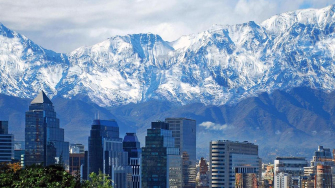 Santiago...maybe the safest city in South America!