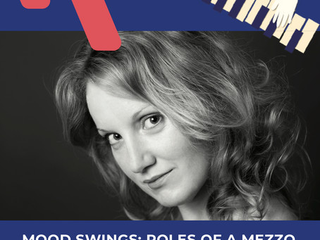 MOOD SWINGS: the roles of a mezzo recital and CD LAUNCH at WOORDFEES 2019