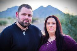 Jay and Marie Yates