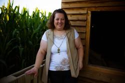 Event Manager Carla Newton-Thomas