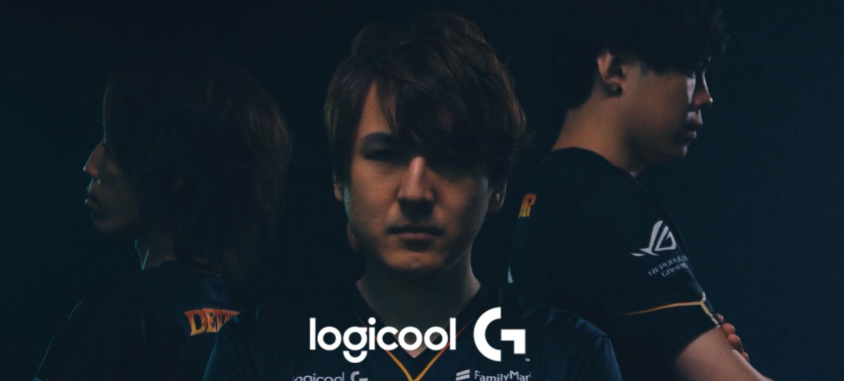 Logicool Promotion Video with DETONATOR