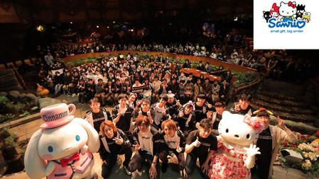 Event: Sanrio Hello Kitty Collaboration Stage