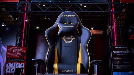 GOODS: DETONATOR gaming chair