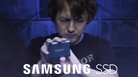 Guest Actor: Samsung SSD Promotion Video