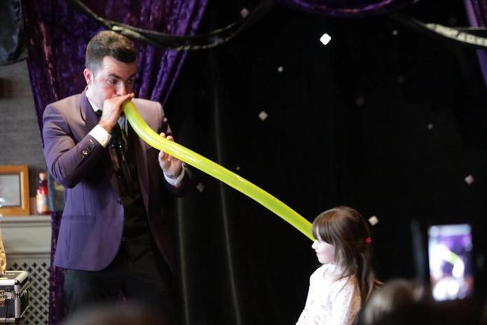 kids magician