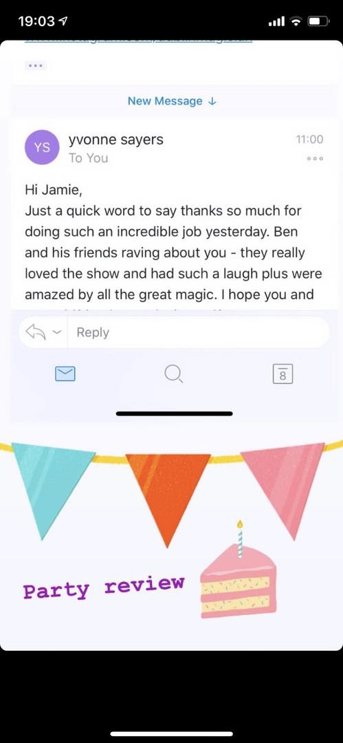 dublinmagician reviews