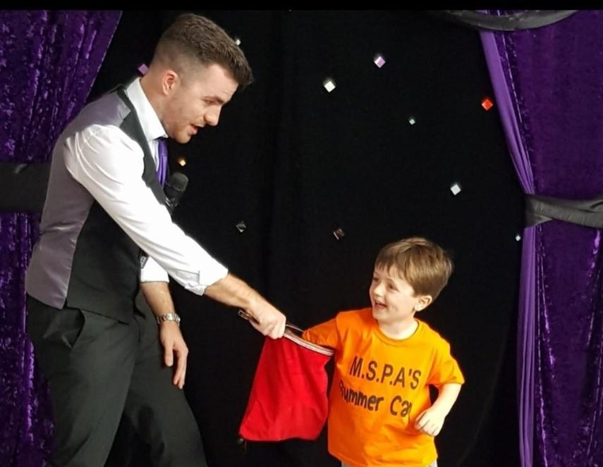 dublin kids magic