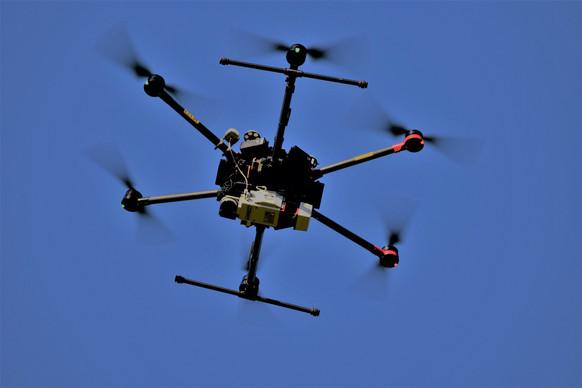 Riegl miniVUX1-UAV