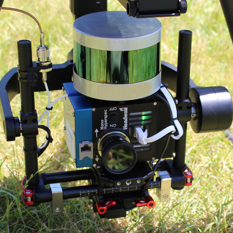 Headwall nano Hypespectral