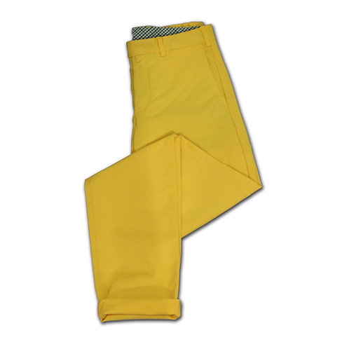 Pantalon Chino Or