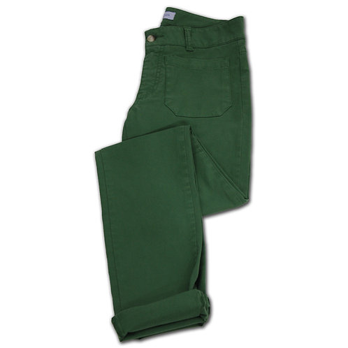 Chino Jungle Green