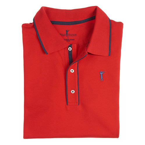 Polo Classic Rouge